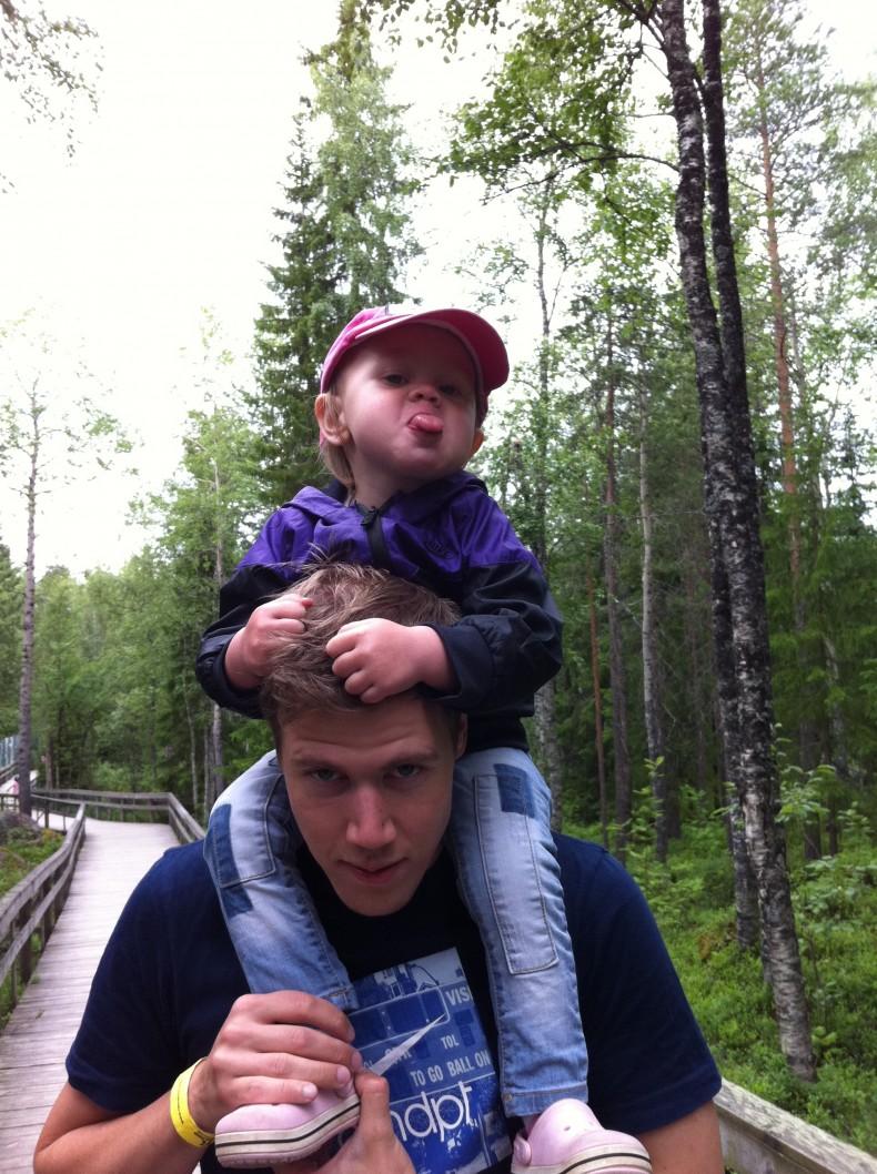 Välkommen till fam Nilsson/Waara